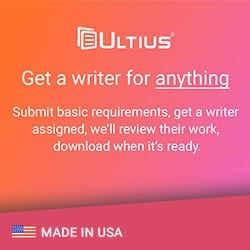Ultius - Writing & Editing Help