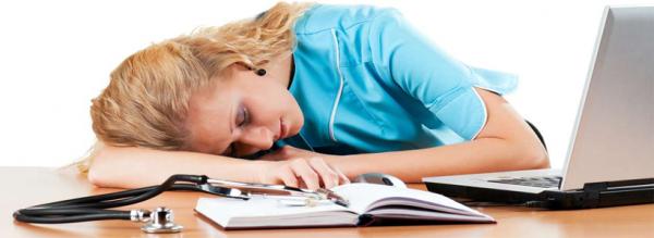 Burnout Syndrome in Nursing Students - Post banner