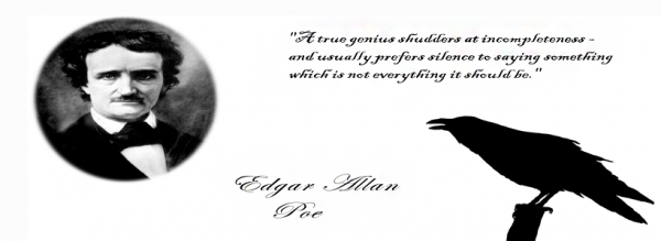 Symbolic Devices in Edgar Allan Poe's Stories - Post banner
