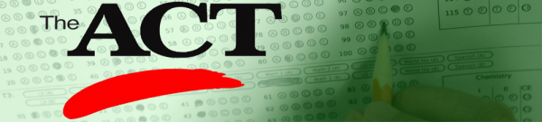 Sample Education Essay: An Overview of ACT/SAT Test Preparation - Post banner