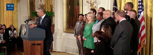 Obama's New Gun Control: The 2016 Mandates - Post banner
