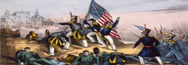 Sample Historical Essay on the Mexican-American War - Post banner
