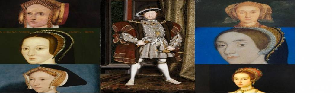 Biographical Essay on Henry VIII and his Six Wives - Post banner