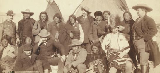Descriptive Essay on Native Americans - Post banner