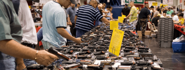 Gun Control in the United States - Post banner