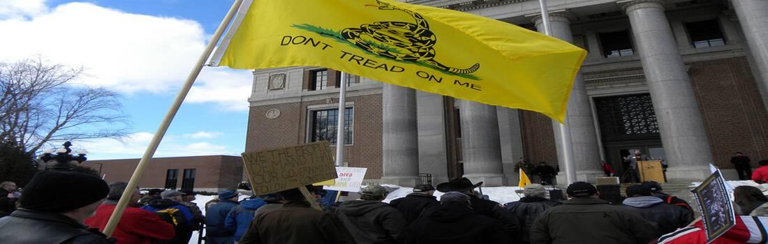 Argument against the Regulation of Guns - Post banner