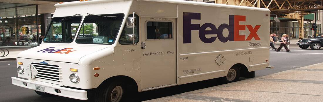 Business Analysis of FedEx - Post banner