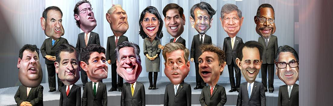 essay on republican contenders for the 2016 presidential nomination