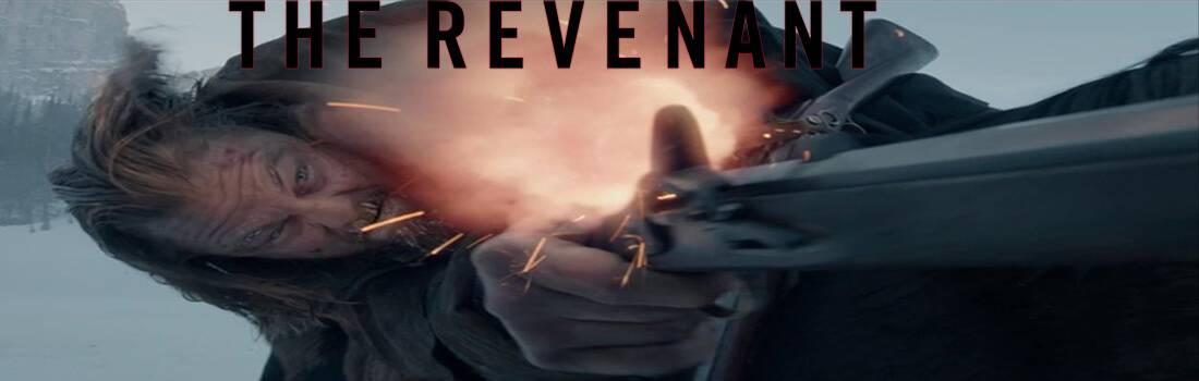 Film Review: The Revenant - Post banner