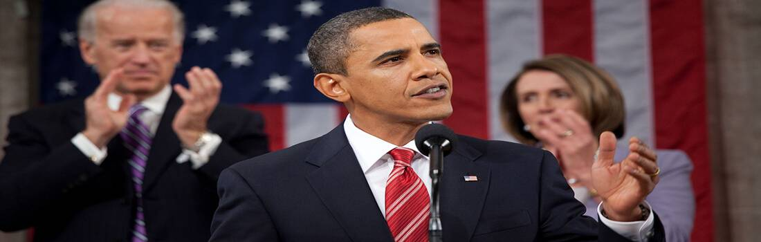 Obama's Final State of the Union Address - Post banner