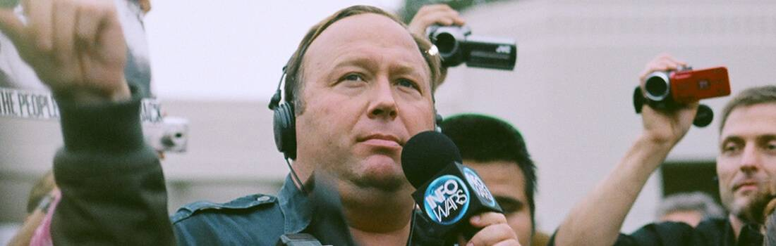 Overview and Critique of Infowars - Post banner
