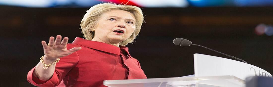 Sample Essay on Hillary Clinton's Political Career - Post banner