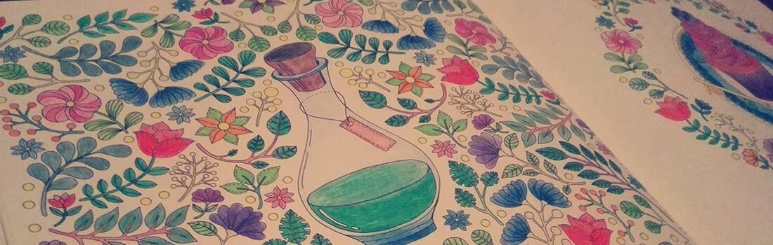 Short MLA Essay The Phenomenon Of Adult Coloring