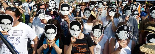 Snowden: The Evolution of a Whistleblower - Post banner