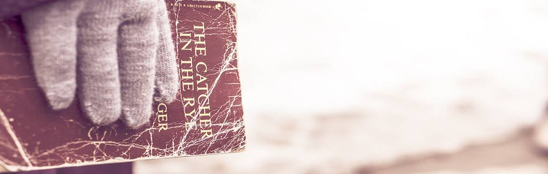 Special Blog Series on Banned Books: Part VI - The Catcher in the Rye - Post banner
