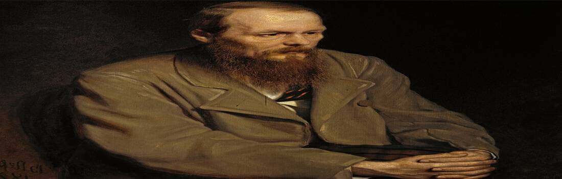 Special Blog Series on Existentialism: Part IV - Fyodor Dostoevsky - Post banner