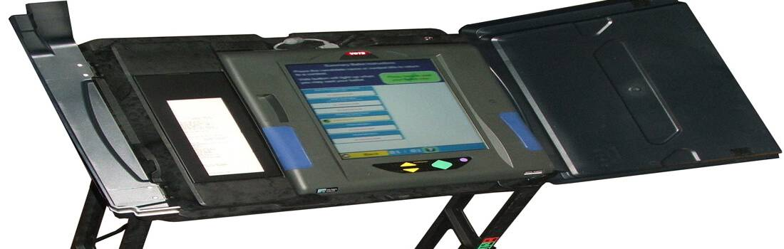 The Crisis of Voting Machines: A Sample MLA Reaction Paper - Post banner