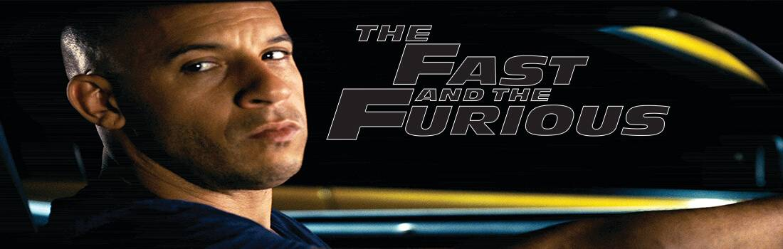 The Fast and the Furious Movie Franchise - Post banner