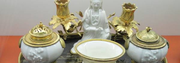 Research Paper on Chinese History and Porcelain Production - Post banner