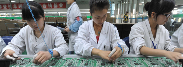 Research Paper on Manufacturing in China - Post banner