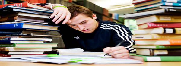 20 Ways to Manage Stress While Getting your Graduate Degree - Post banner