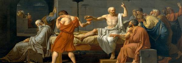 Essay on the Execution of Socrates - Post banner