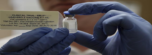 Experimental Ebola Vaccines - Post banner