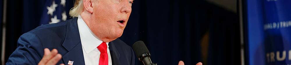 Hot Mics and Hot Water. The Latest Trump Debacle