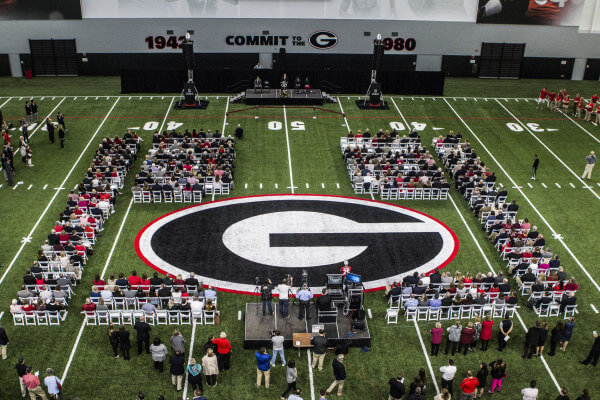 Indoor athletic facility - GoDogs.com