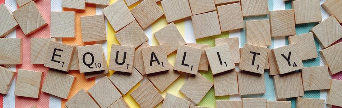 Equality tiles