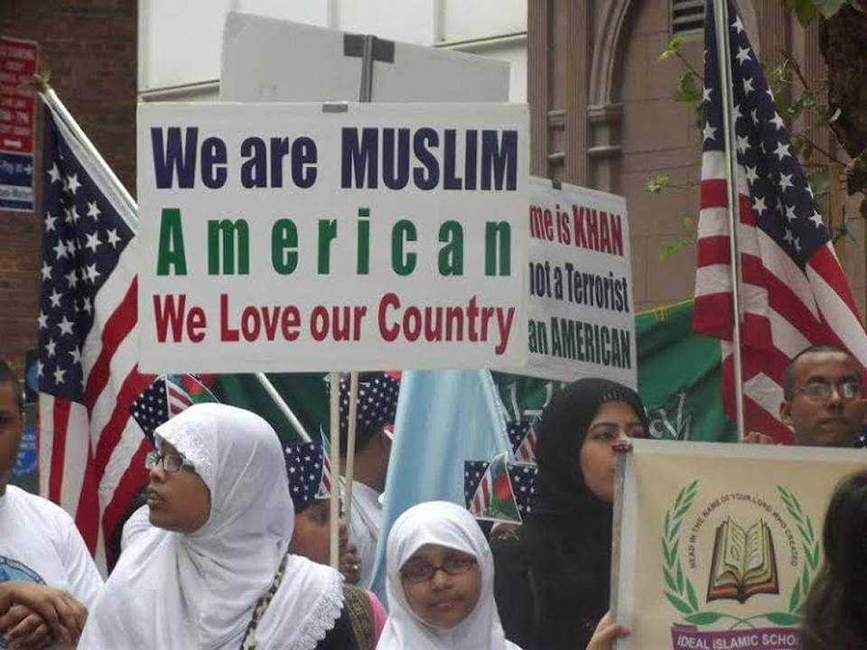 Muslims celebrate Muslim and American identities at Muslim Day Parade