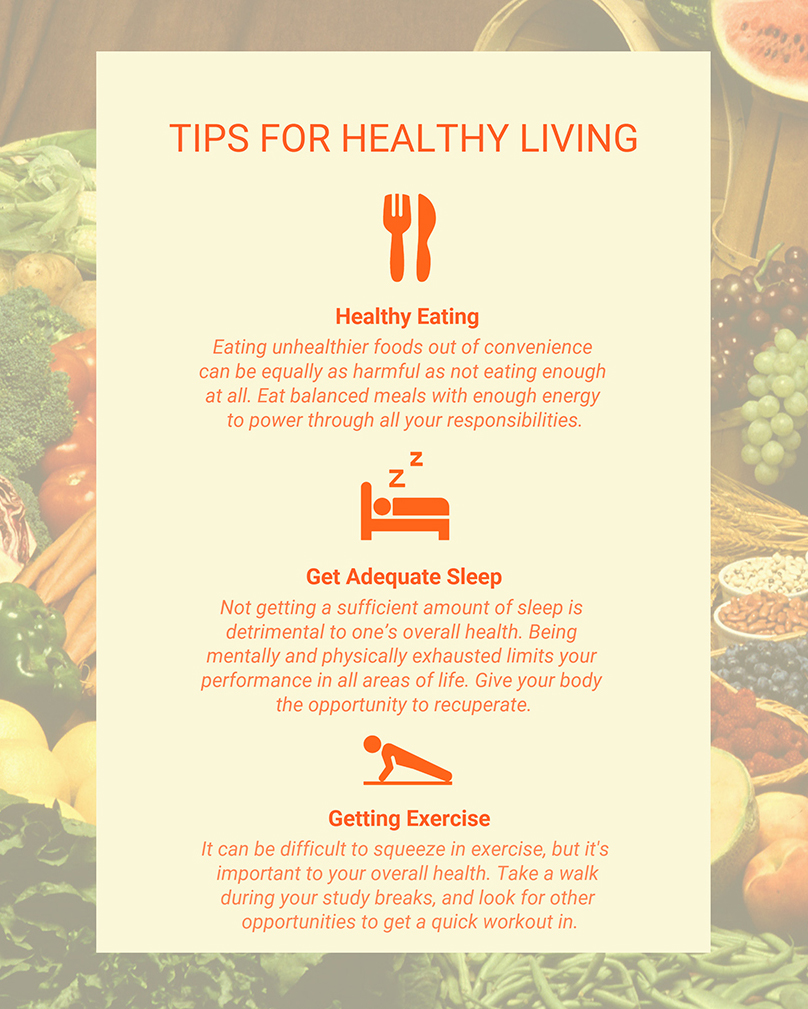 Tips for healthy living | Ultius