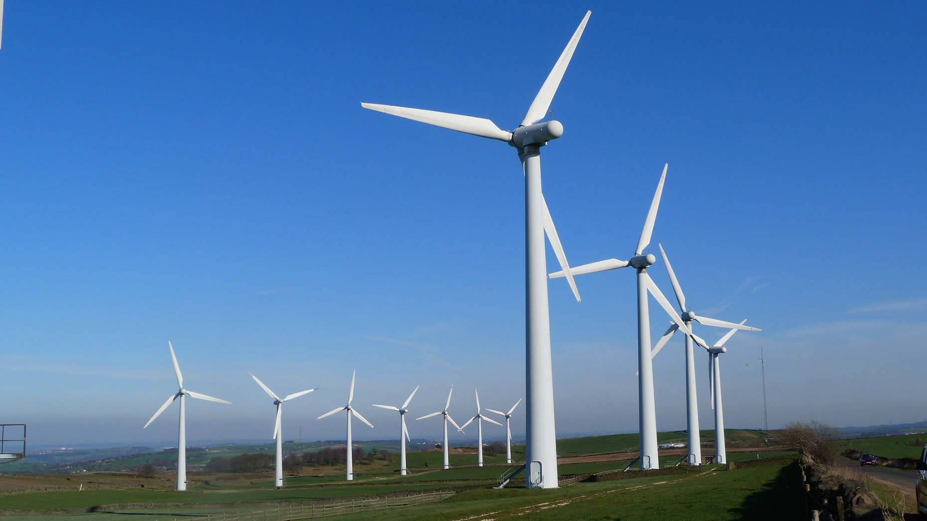 Wind farm - North Carolina