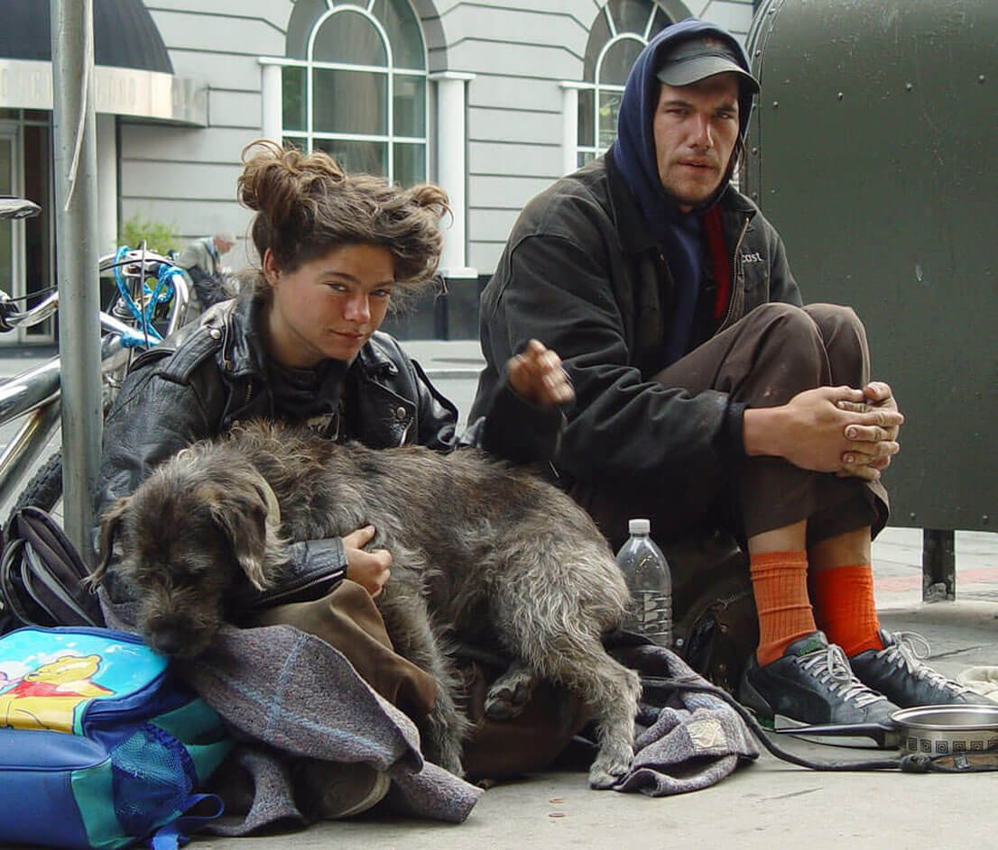 sample essay on poverty blog  homeless couple dog in san francisco ca photographed by franco folini