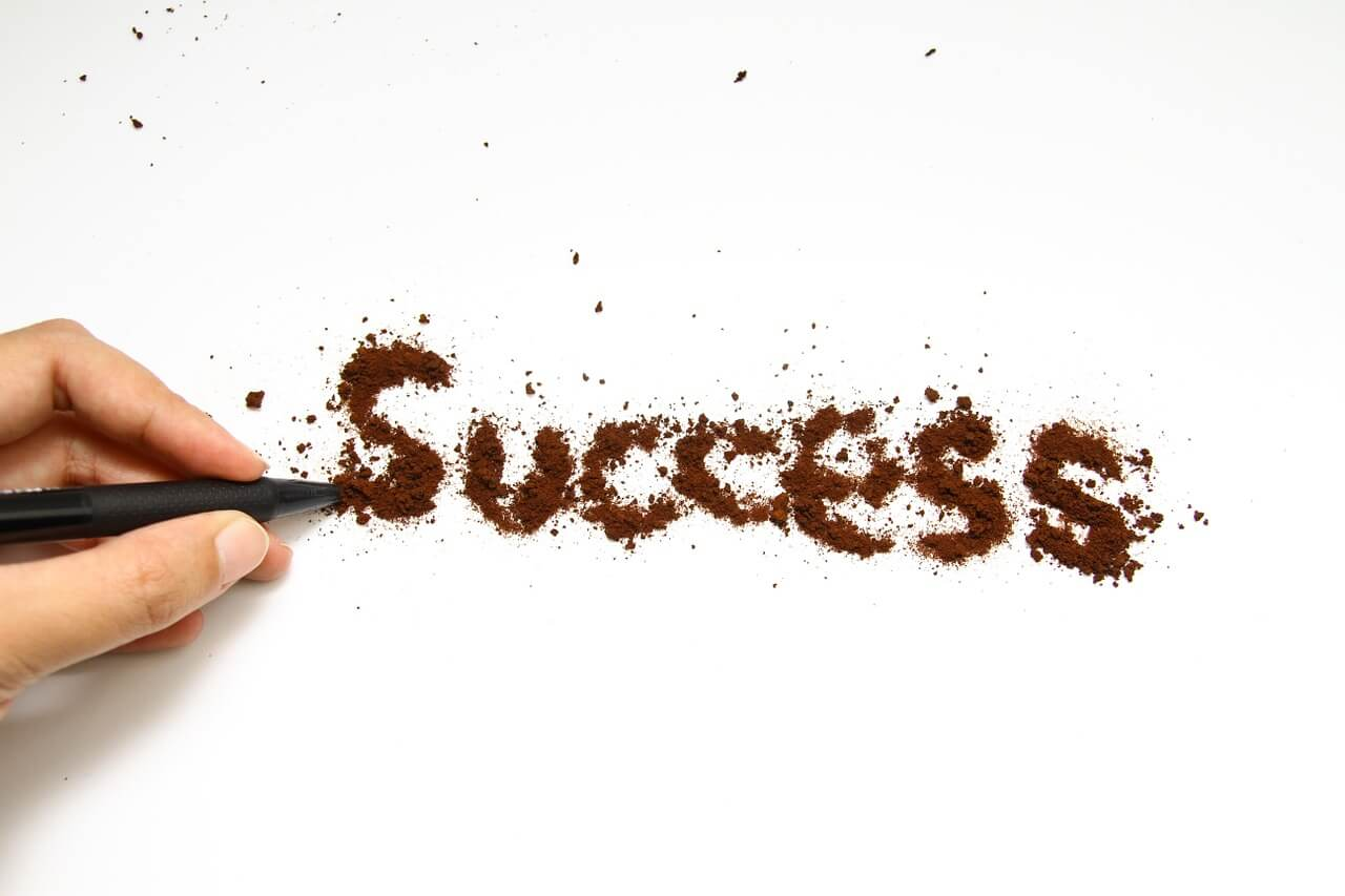 Becoming successful - Pixabay.com