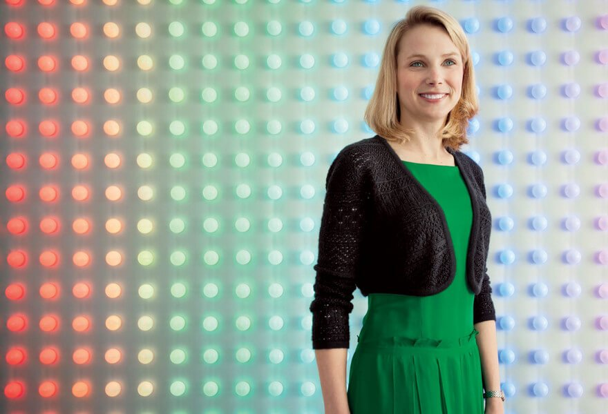 Marissa Mayer - Vanity Fair