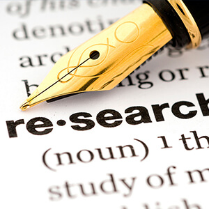 How to properly integrate sources into your research paper    ppt     ASB Th  ringen A research paper is a document you can use to communicate the results of research findings