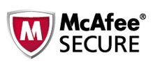 Ultius | McAfee Secure Icon