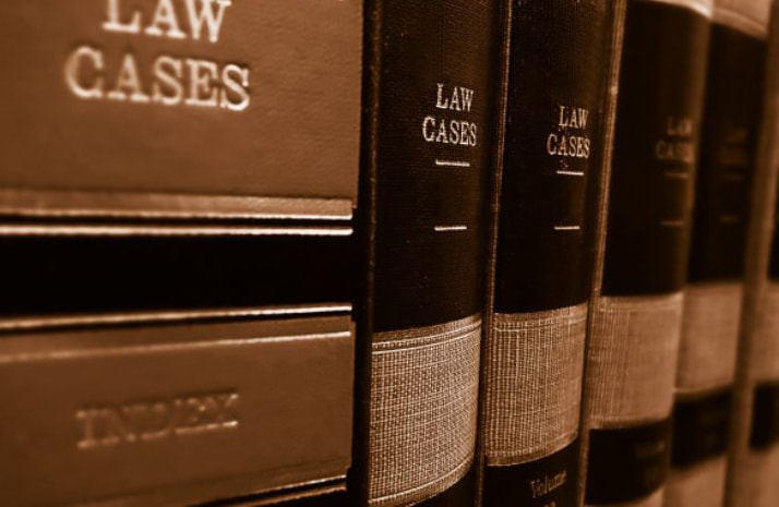 Books about law cases