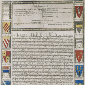 Blog post | A Historical Essay on the Magna Carta