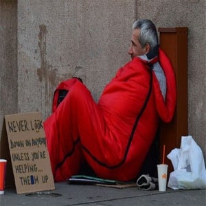 Blog post | Essay on Homelessness in Pennsylvania