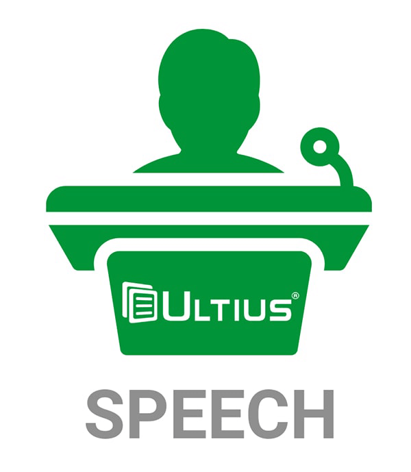 Speech by Ultius